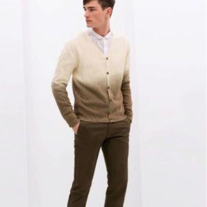 Zara ombré unisex sweater! Gorgeous color